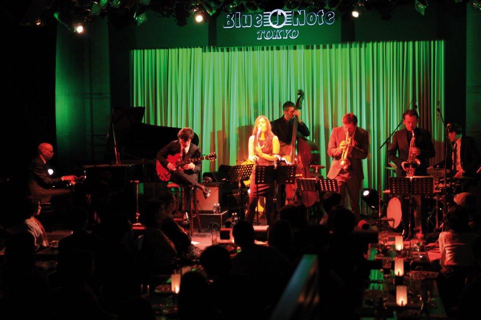 Blue Note Tokyo 2010