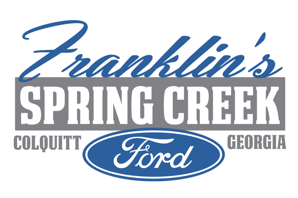 Franklin's Spring Creek Ford