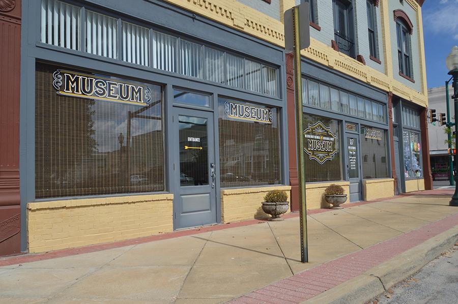 Decatur County Historical Museum-Design, Print, Installation