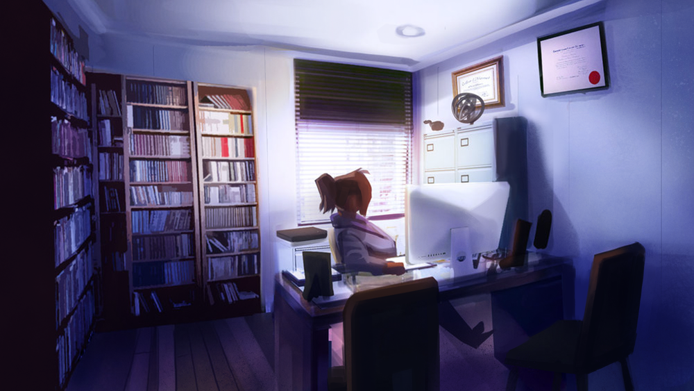 Project Solace : Michelle's Office