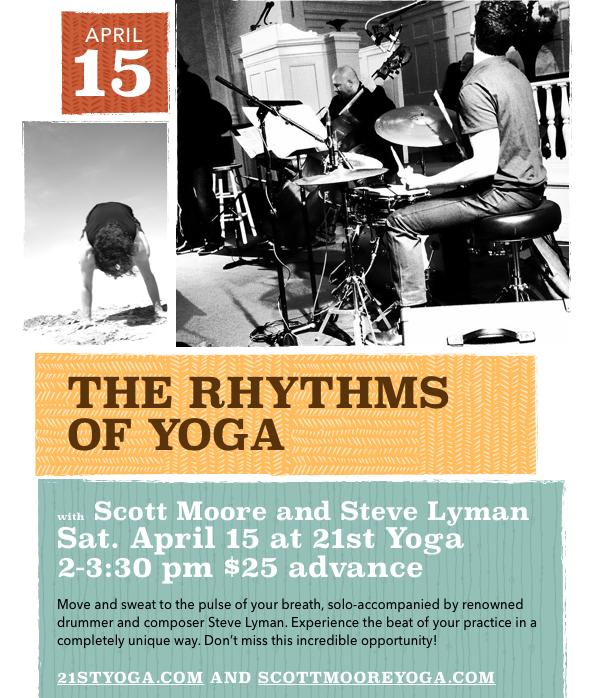 Rhythms of Yoga