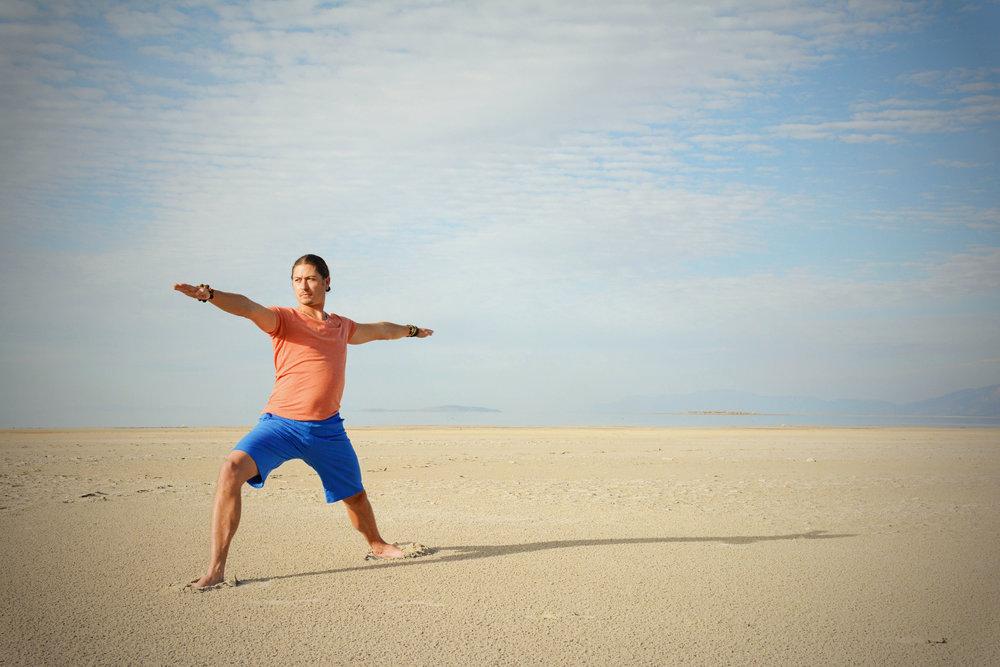 Yoga + Aidido