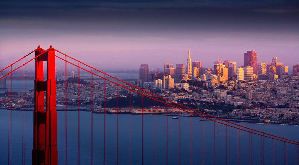 San Francisco Yoga Tour