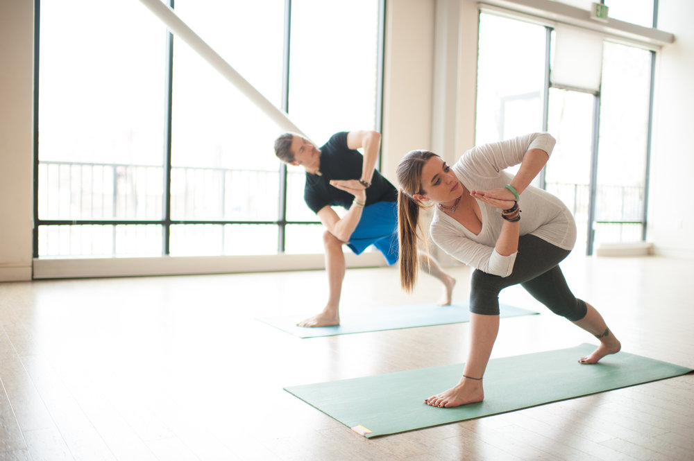 Private Yoga Lessons NYC