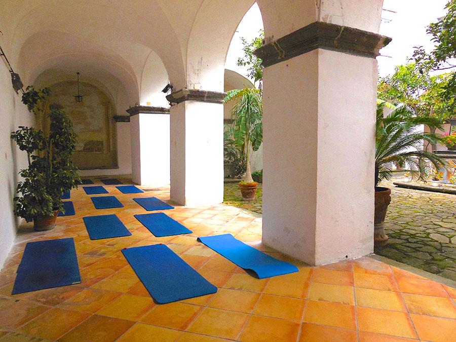 Amalfi Cost Yoga