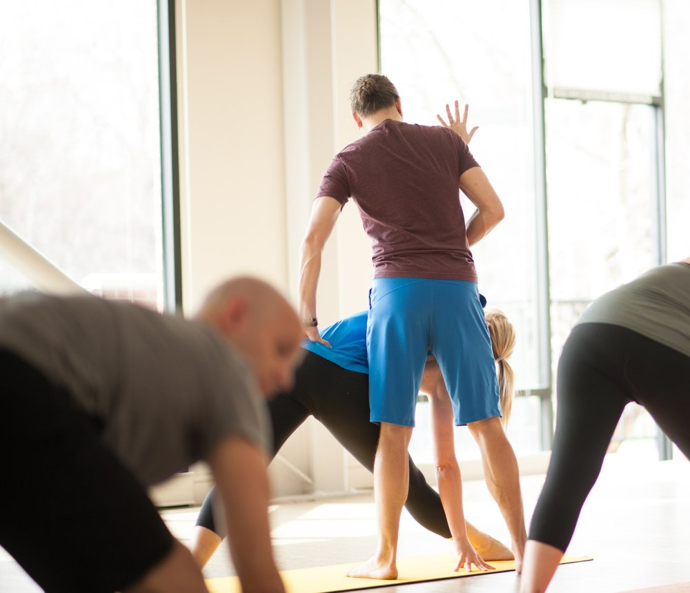 Yoga Teachers Workshop