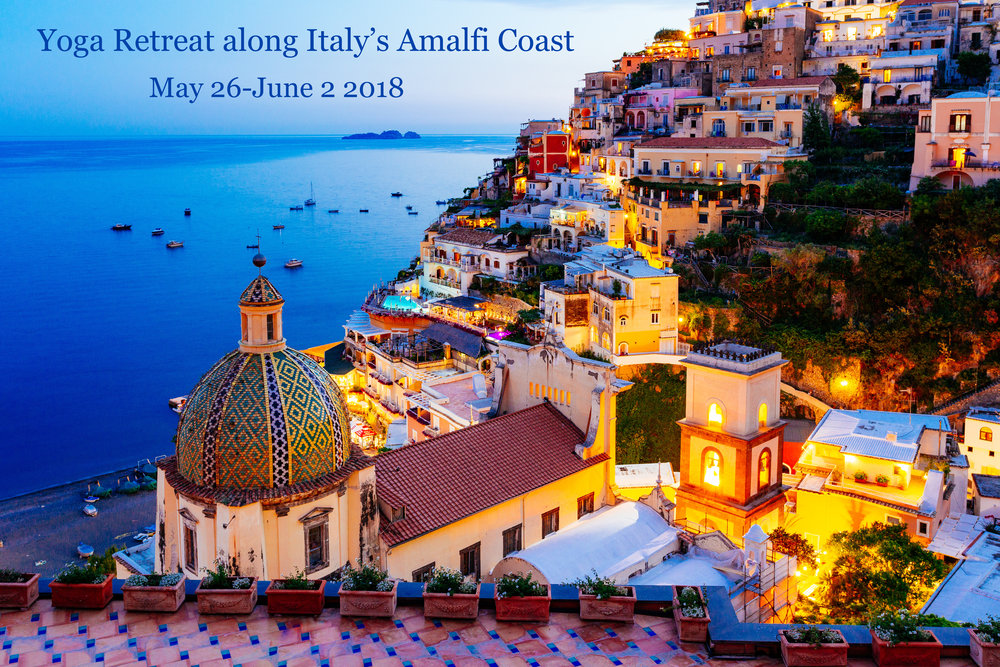Amalfi Yoga Retreat