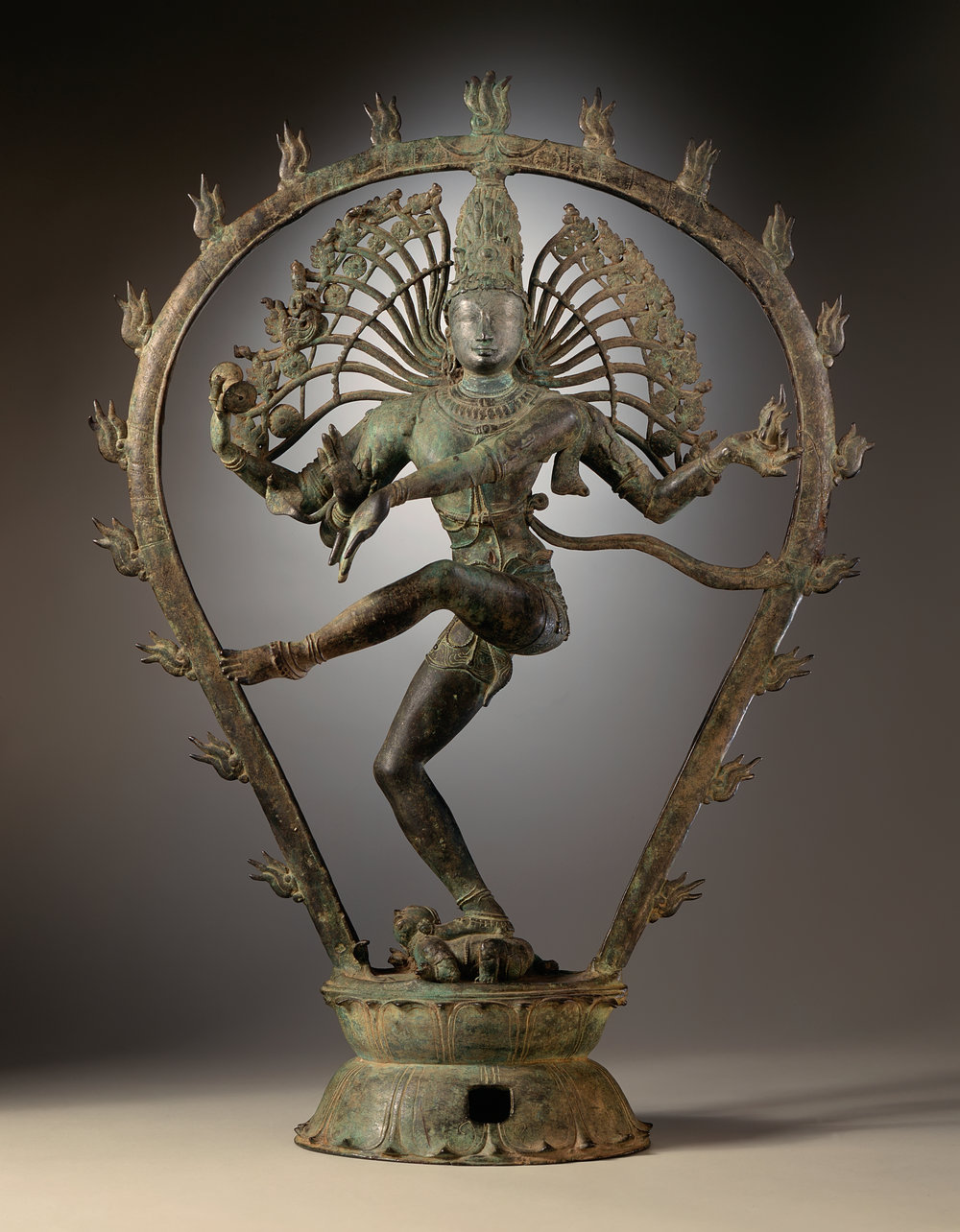 By Shiva_as_the_Lord_of_Dance_LACMA.jpg, photographed by the LACMA.derivative work: Julia\talk, Public Domain, https://commons.wikimedia.org/w/index.php?curid=14771931