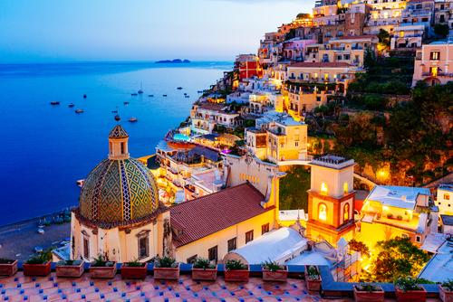 Amalfi Coast Yoga Retreat - May 26–June 2 2018