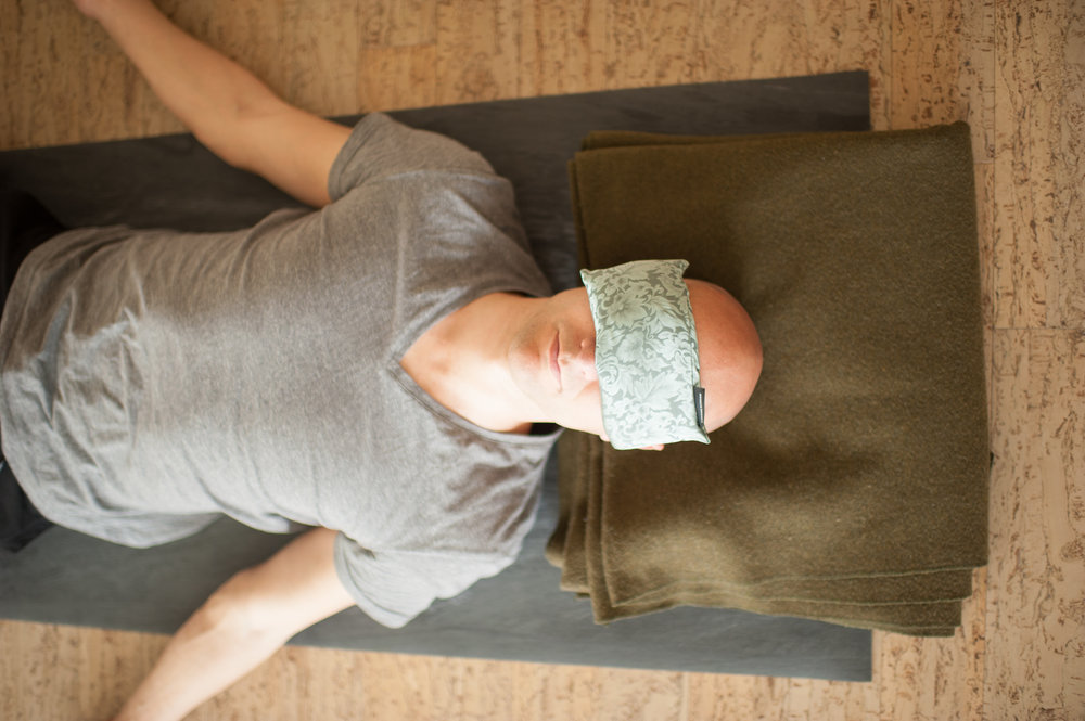 Private Yoga Nidra Session - Guided or Diad