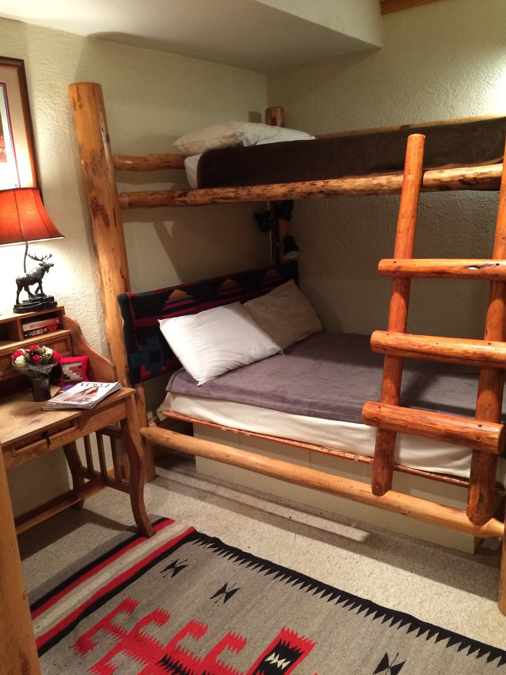 Shared Bunk Room