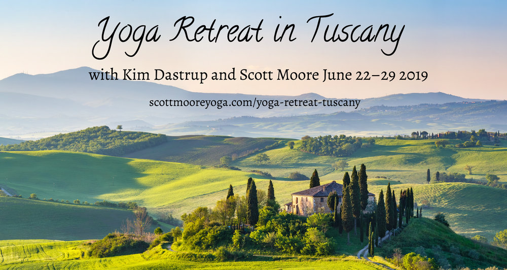 Yoga Retreat Tuscany Italy