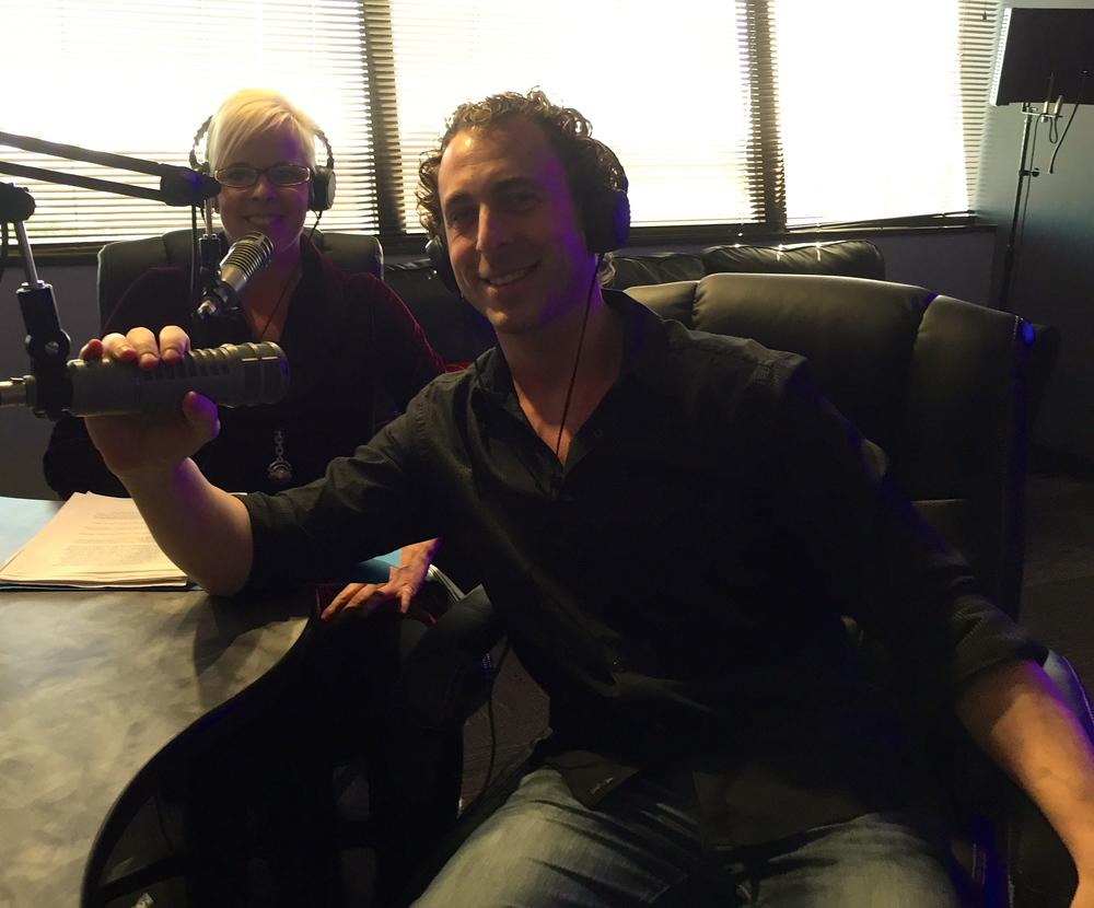 Dr. Steven Sorr on the Radio!