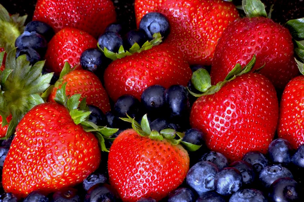 Antioxidants in Berries