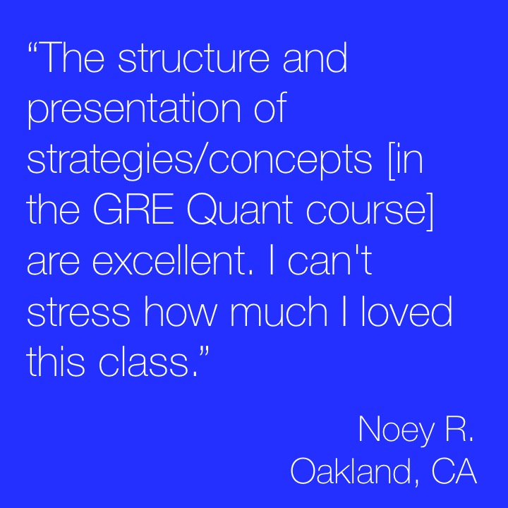 Copy of Copy of GRE quant strategies and concepts