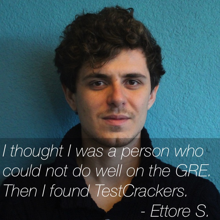 Do well on the GRE