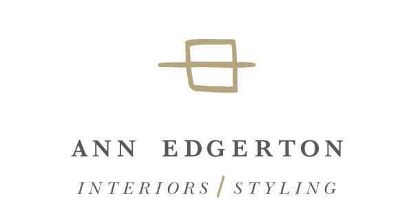 Ann Edgerton Interiors & Styling