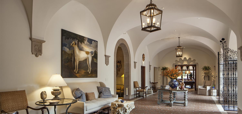 Casa Dorinda Main Lobby