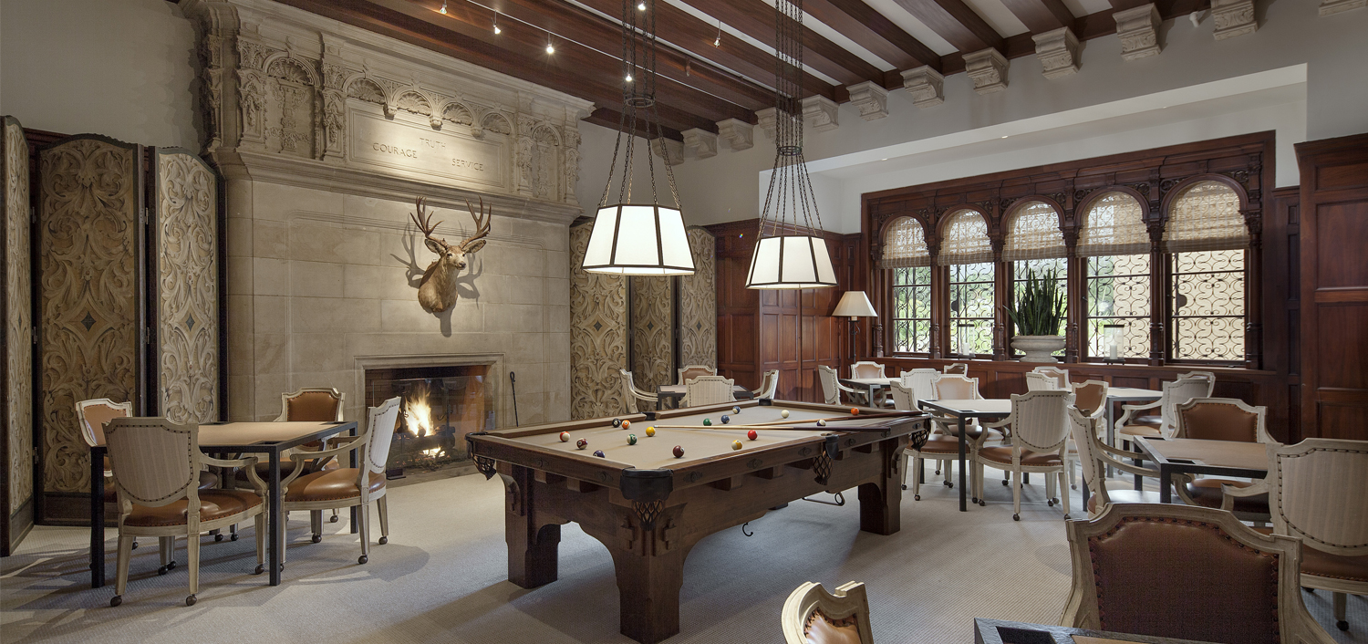 Casa Dorinda Game Room