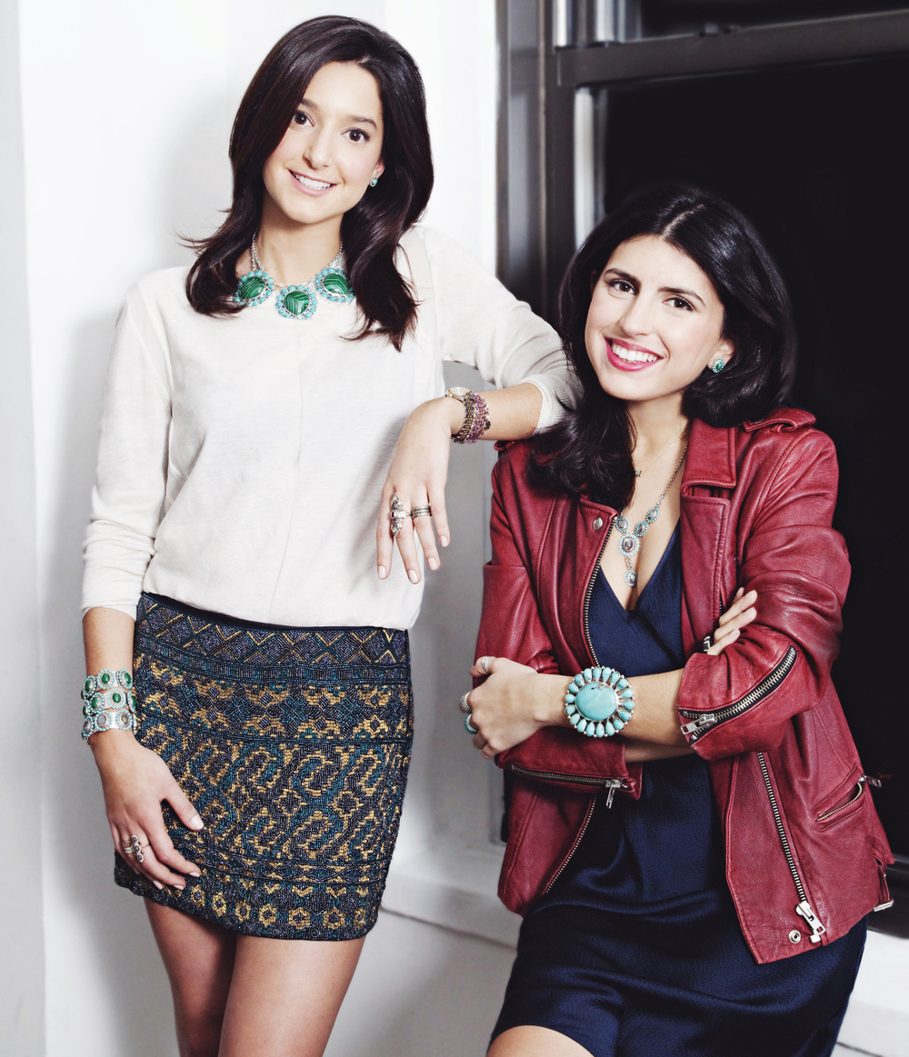 director of marketing and sales, tamar hagopian & creative director and founder, pamela mufson