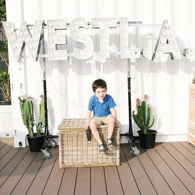 Just chillin'. 🌞 @westlaboutique @kitebeach #beachcanteen #westlaboutique #weekend #sunshine #beach #vibes #popupdubai #dubaikids #Dubai #mydubai #UAE #happydubai
