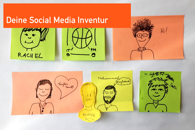 Digital Detox Social Media Inventur Header