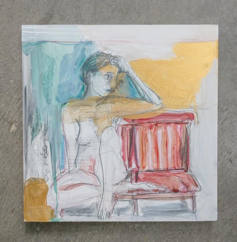 Abstract Woman II