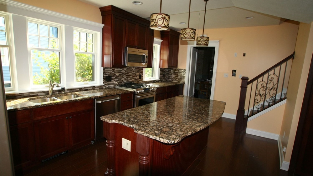 Click to view residential remodeling work.
