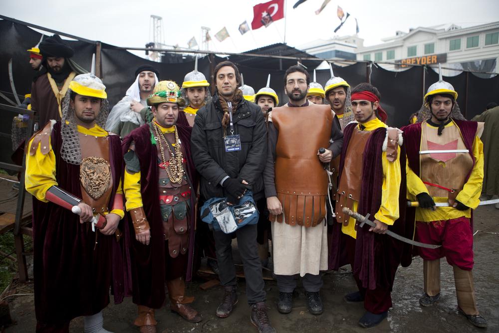 Remix Magazine – Profile:Turkish video artist Koken Ergun