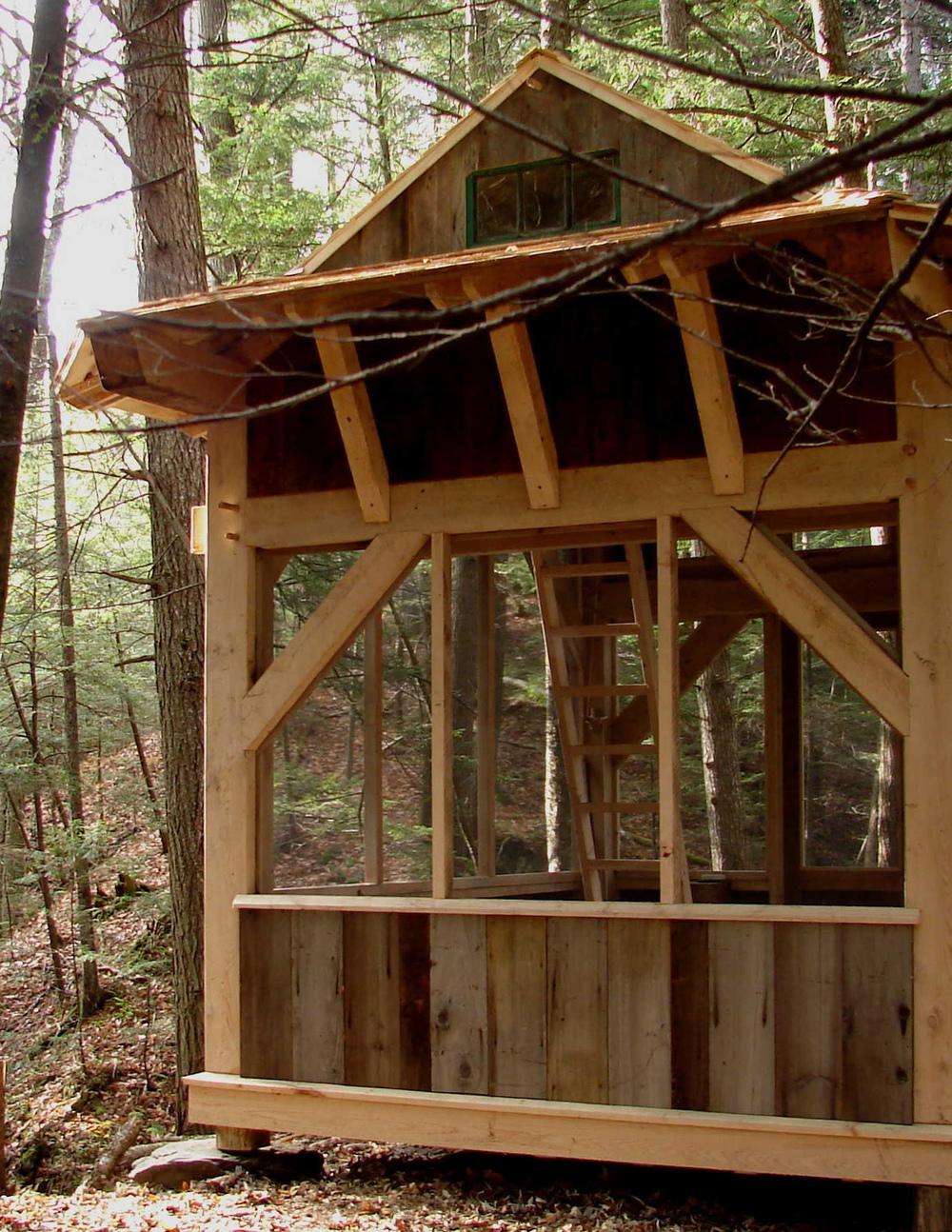 The Folly / Pam's Cabin