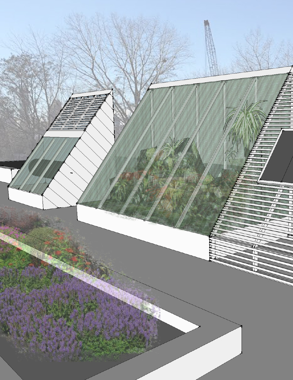 Proposal for Socrates Sculpture Park
