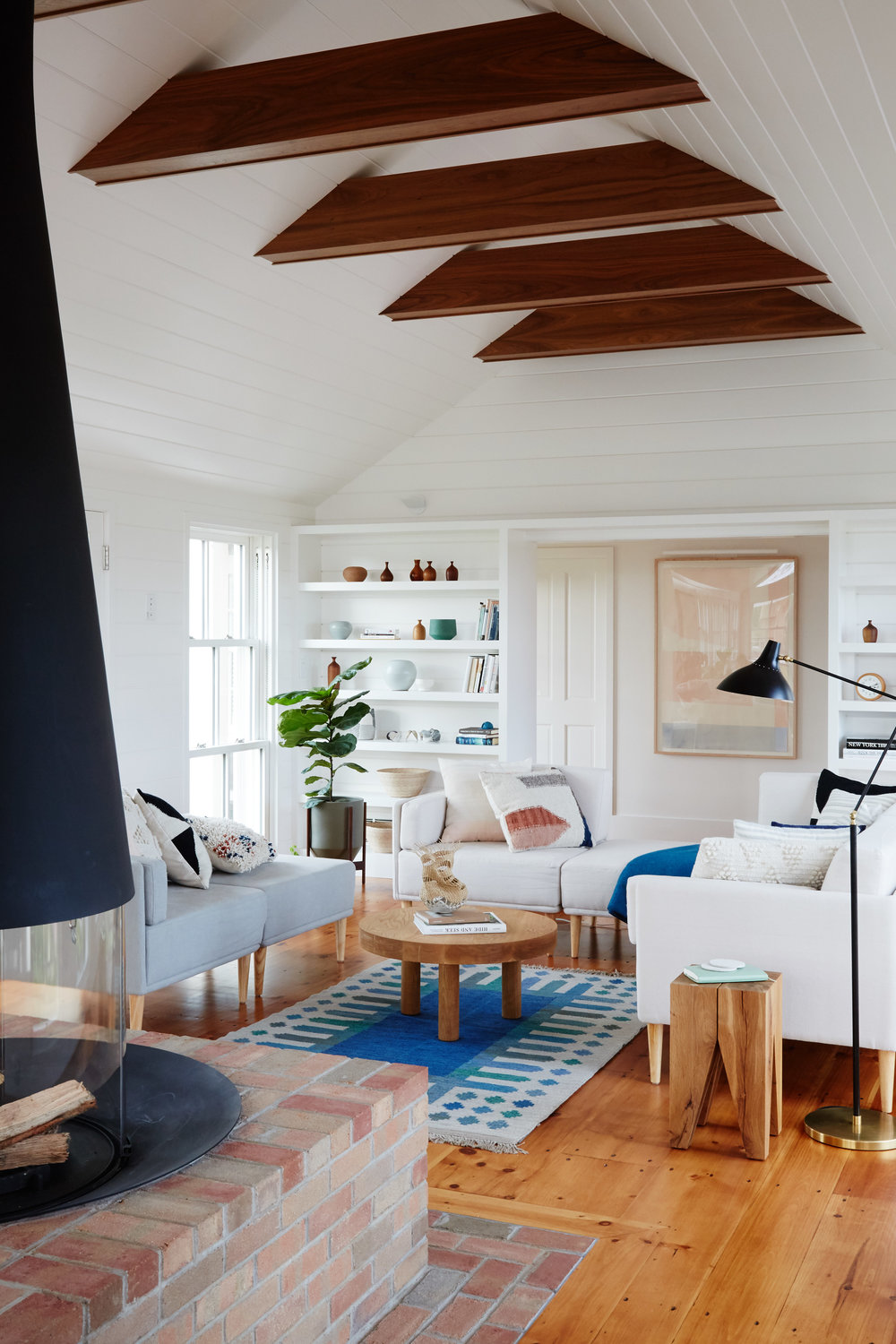Interior Design - Cove House, Martha's Vineyard, MA