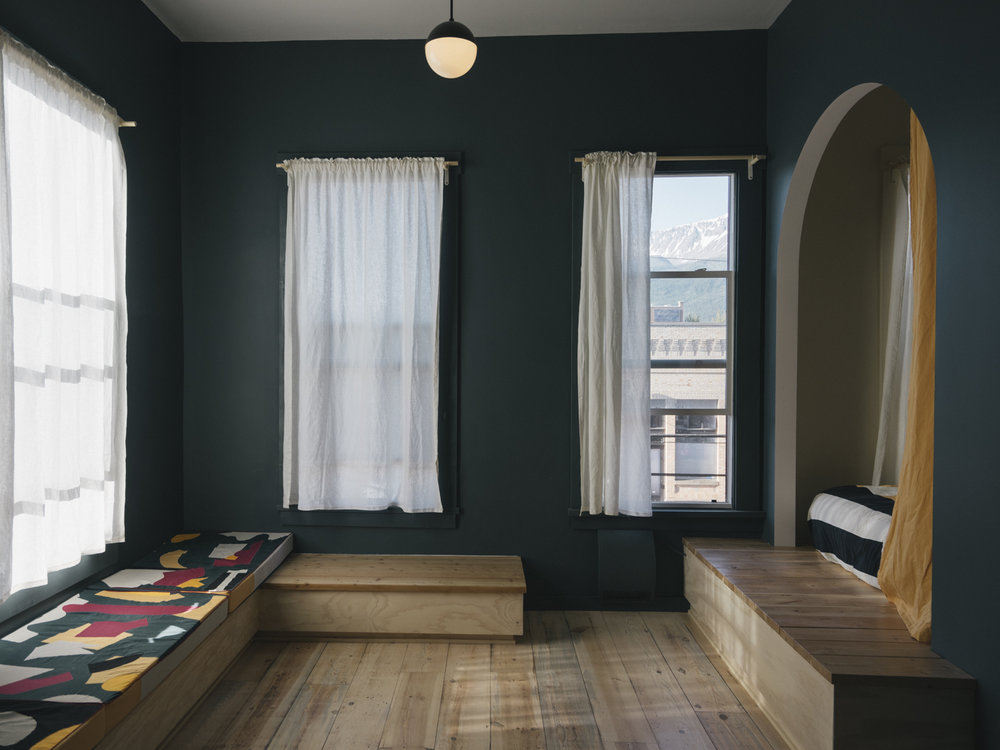 The Jennings Hotel : Jennings hotel u2014 shelter collective asheville interior design