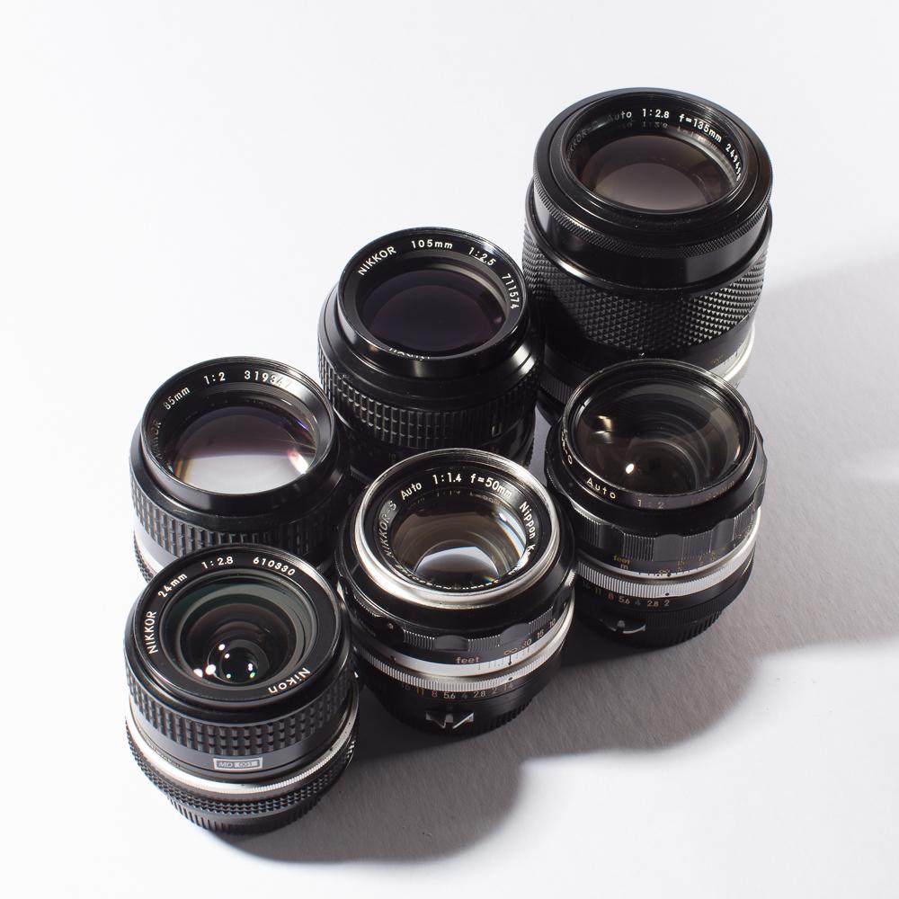 Vintage Nikon -