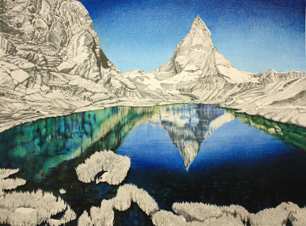 Lake:  Matterhorn