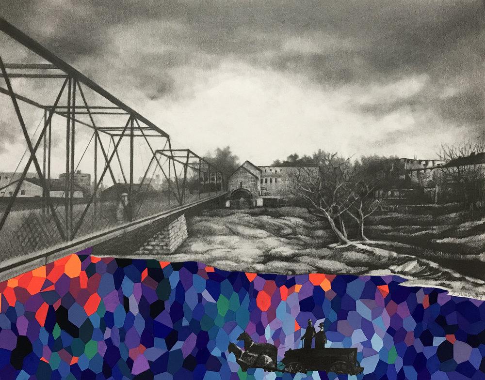 Navarro Street Bridge 1910