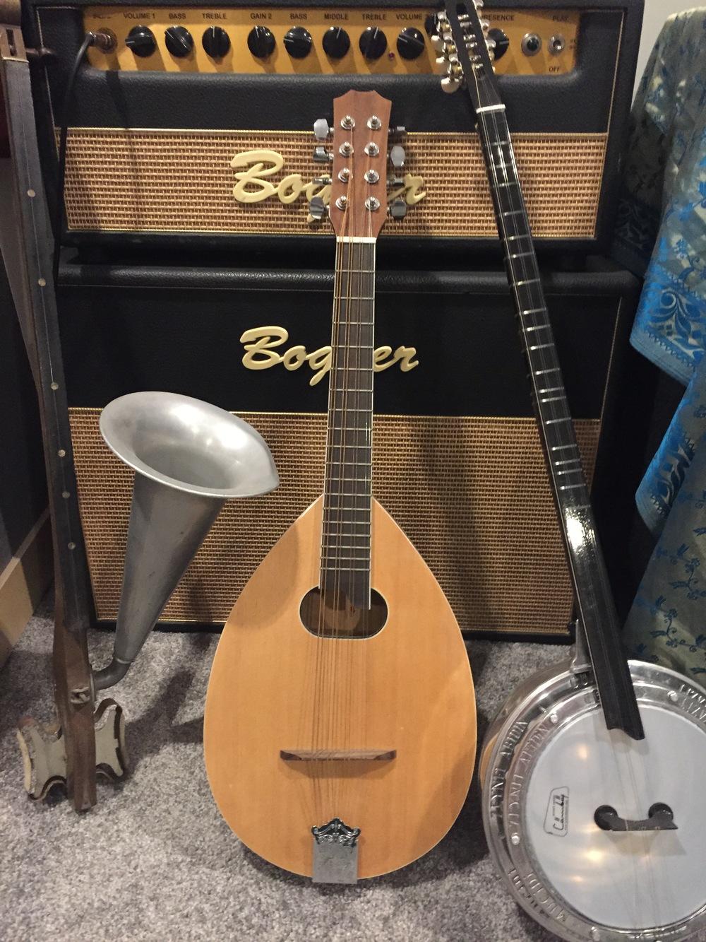 misc ethnic instruments