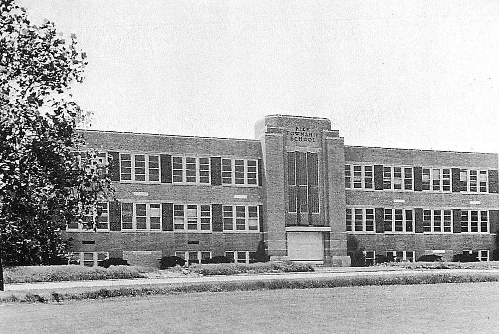 Pike Junior High School, 1960's