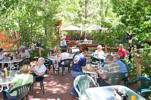 Cafe — Garden of the Gods Trading Post