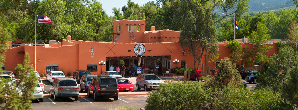 welcome - Garden Of The Gods Trading Post