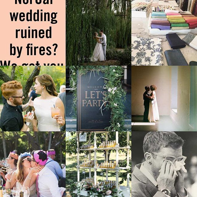 2017 was a strange, scary year. Thank you to all the couples who reminded us that love — and crazy fun parties — will always conquer hate. Let's get down, 2018. #bestnine2017 #oaklandweddingplanners #teamginger #teamworkmakesthedreamwork #letsdothis