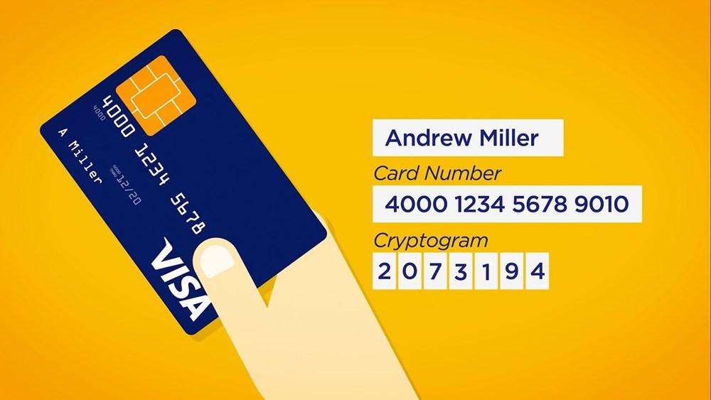 "Visa Security ""Big Protection, Tiny Chip"""