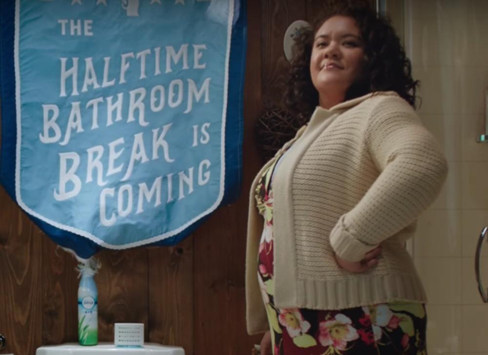 Febreze 2017 Super Bowl Campaign