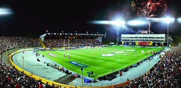 The Provident Stadium, Odsal, Bradford.