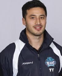 Bears Head Coach Tom Tsang