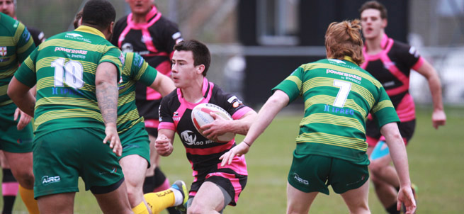 South Wales Scorpions in action picture by Ian Lovell
