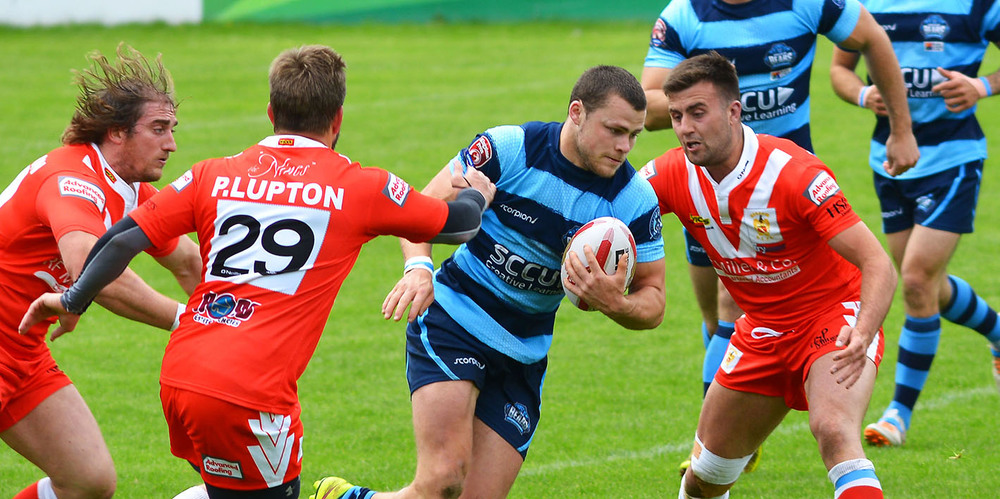Coventry Bears will be taking on French club Toulouse Olympique in 2016