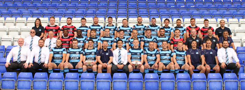 Coventry Bears 2015 Players and Staff