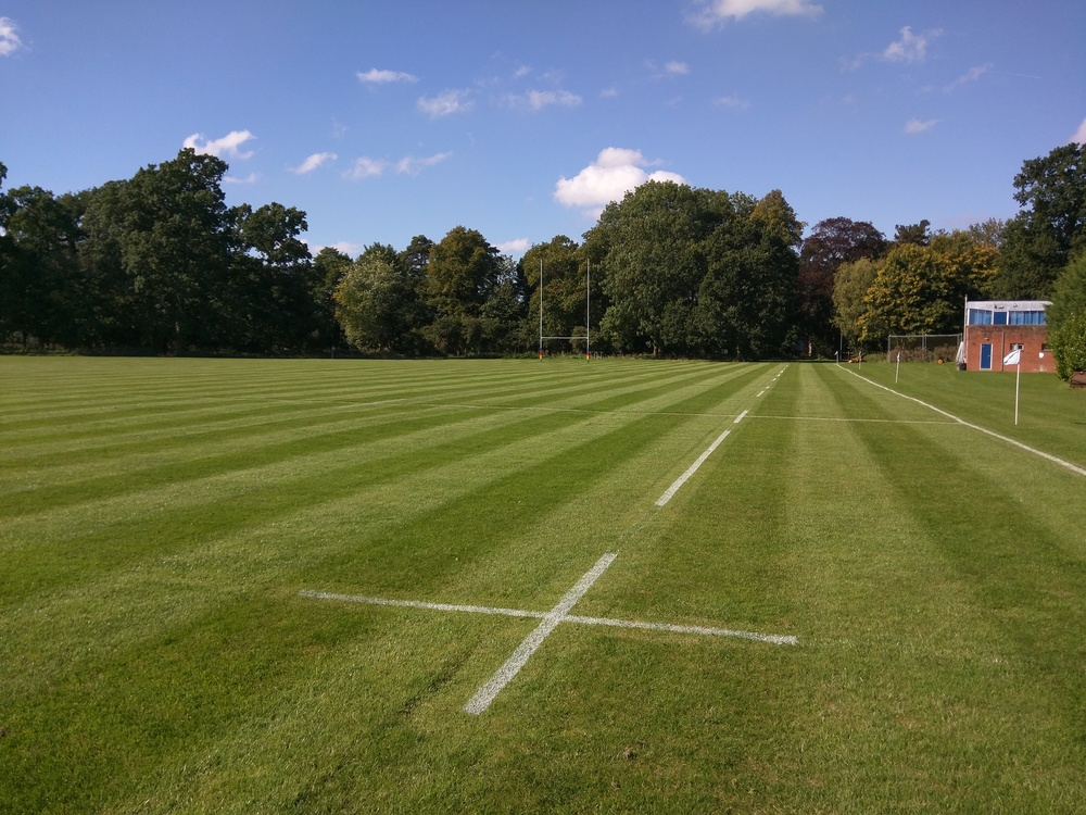 The Rugby Pitch based at Newbold Revel will become a fully marked rugby league training pitch