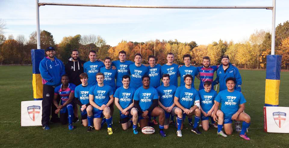 Coventry University Rugby League 2016/17 Squad